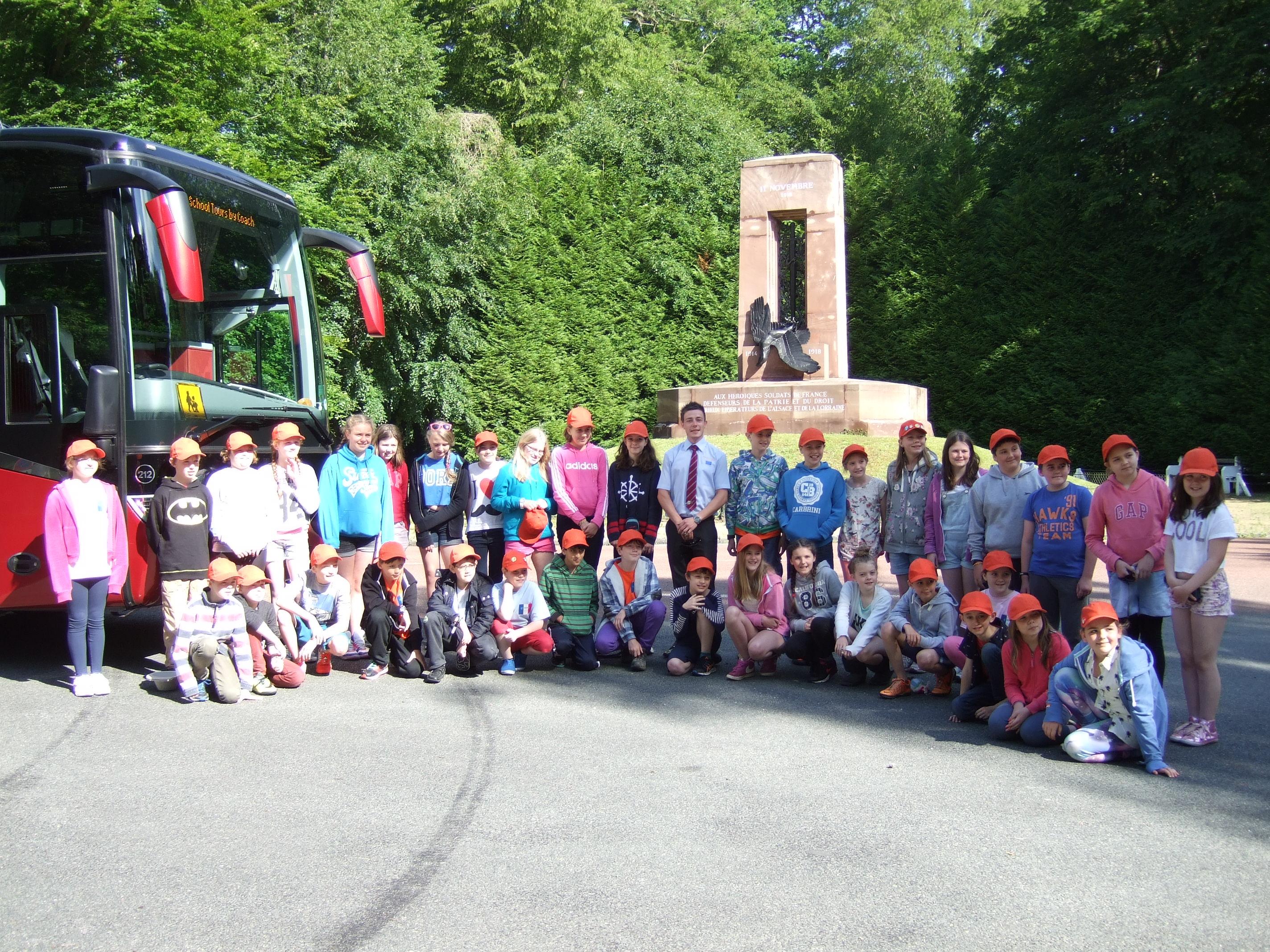 Velmead Trip to Compiegne 2014
