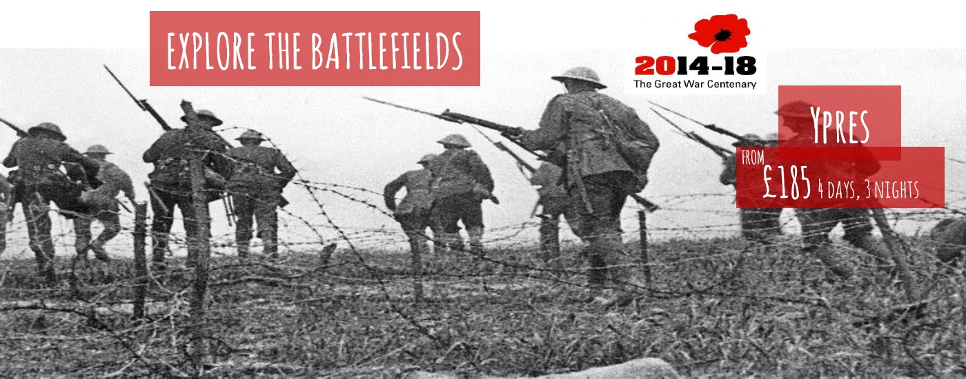 Ypres – Battlefields of WWI