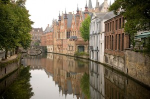Bruges-canals
